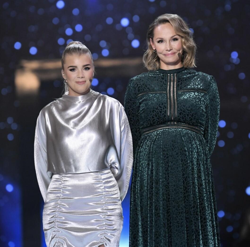 Kristina Petrushina - Keyyo och Carina Berg Barncancergalan - Svenska Humorpriset