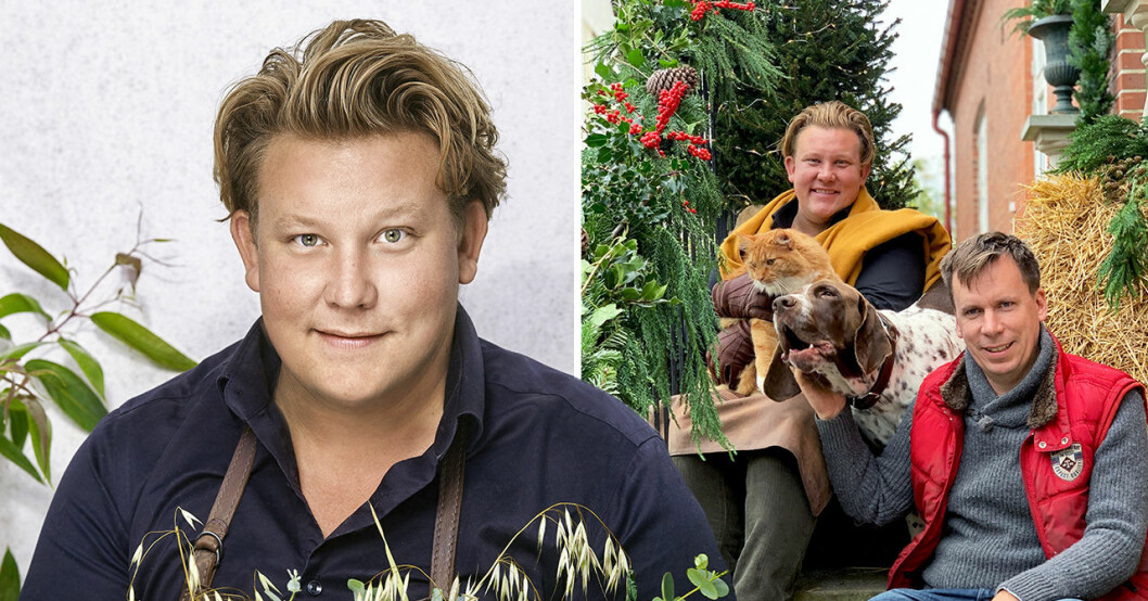 Karl Fredrik Gustafsson och Peter Kjelléns