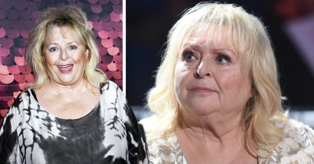 Kikki Danielsson har två barn