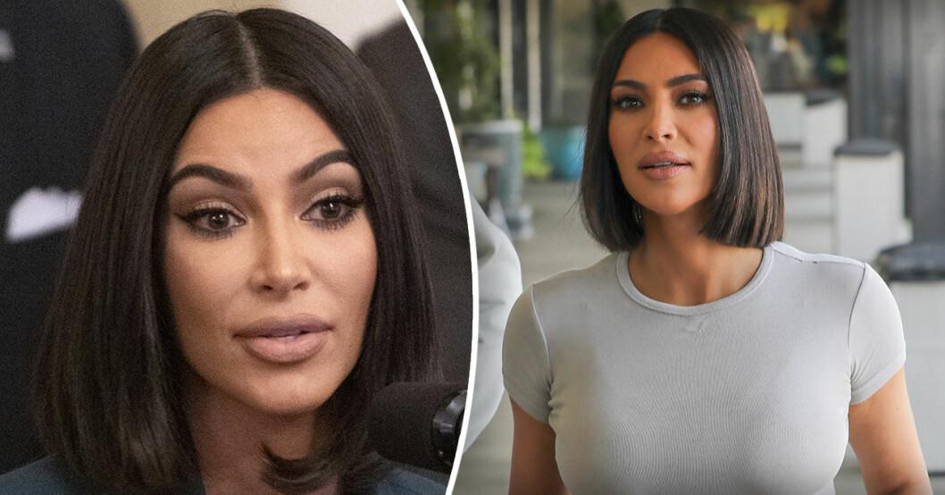 Kim Kardashians sjukdom