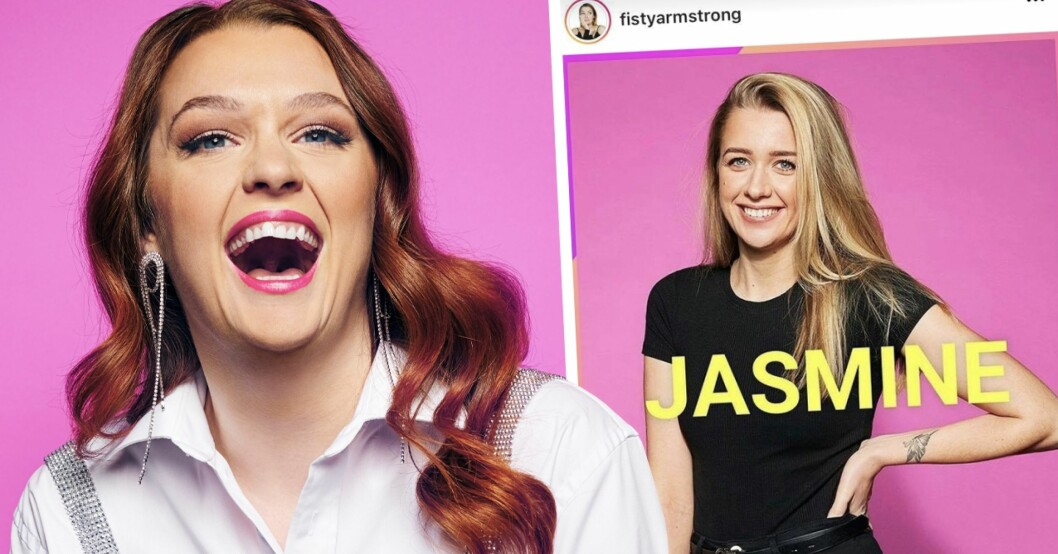 Kirsty Armstrong släkt med Jasmine Armstrong