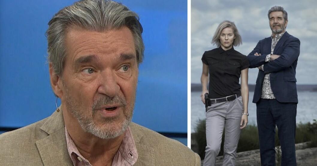 Kjell Bergqvist i Bäckström