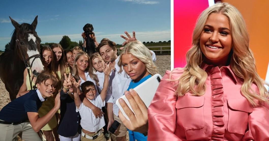 Därför känner du igen Klara Hammarström i Melodifestivalen