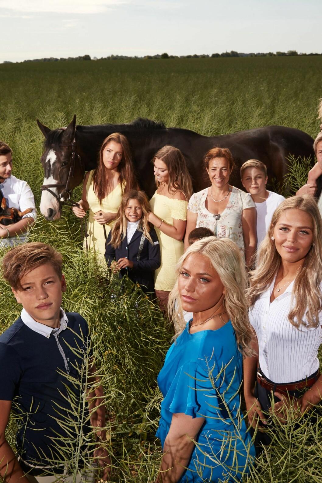 Realityserien Familjen Hammarström