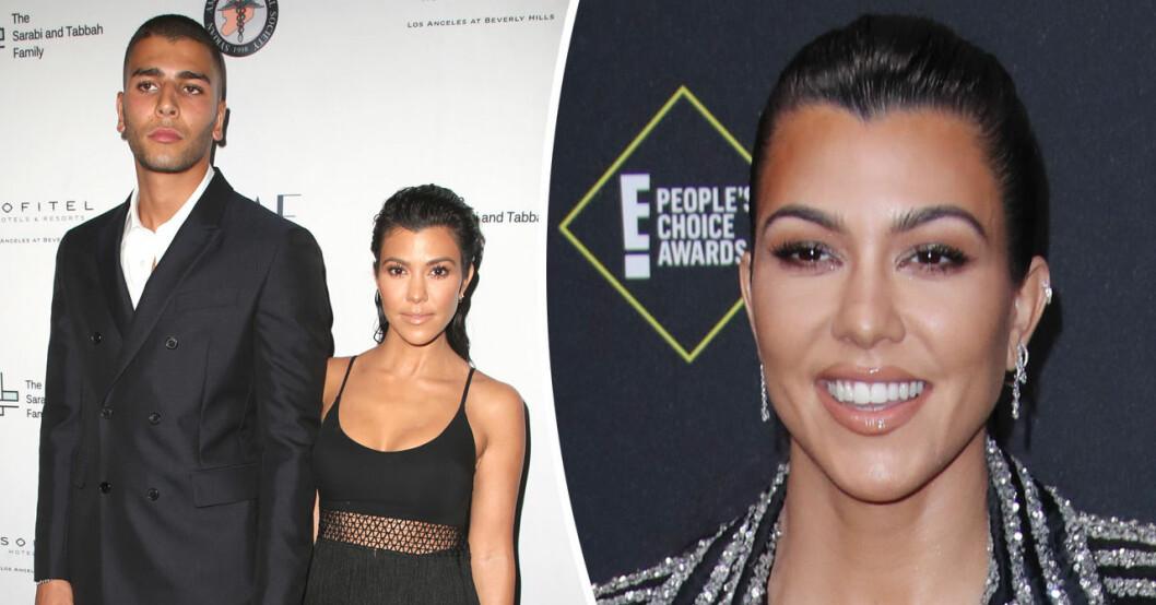 Kourtney Kardashian och Younes Bendjima