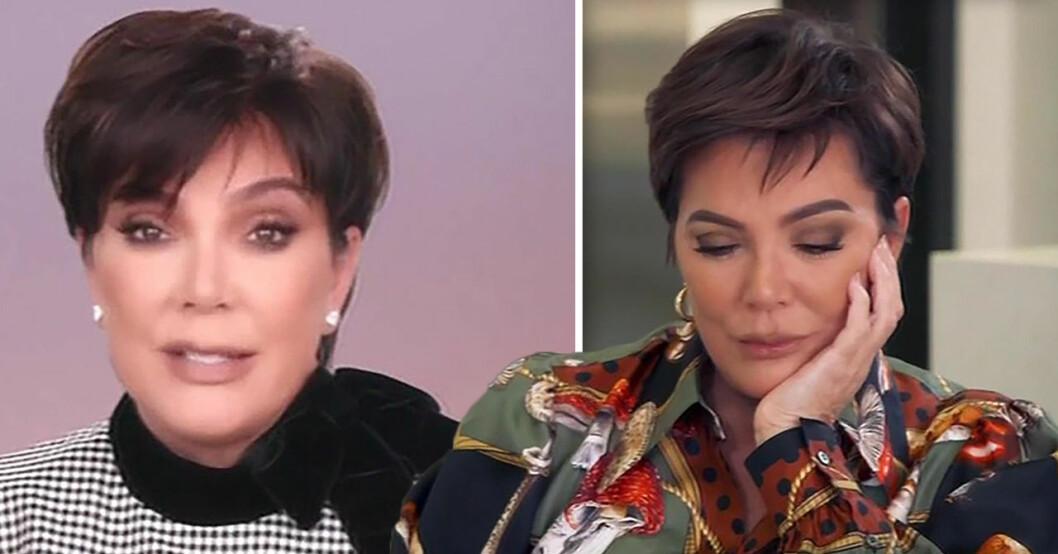 Kris Jenners otrohetsskandal