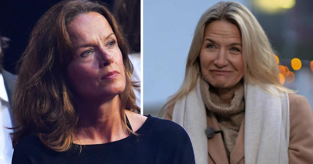 Kristin Kaspersen Malin Berghagen.