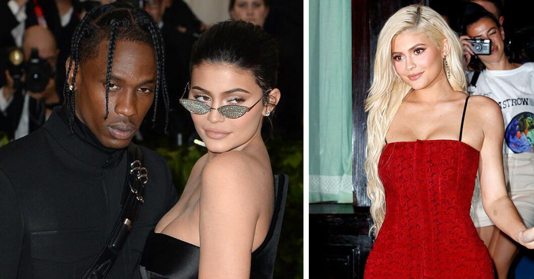 Kylie Jenner är USA:s näst rikaste kändis enligt tidningen Forbes årliga lista.
