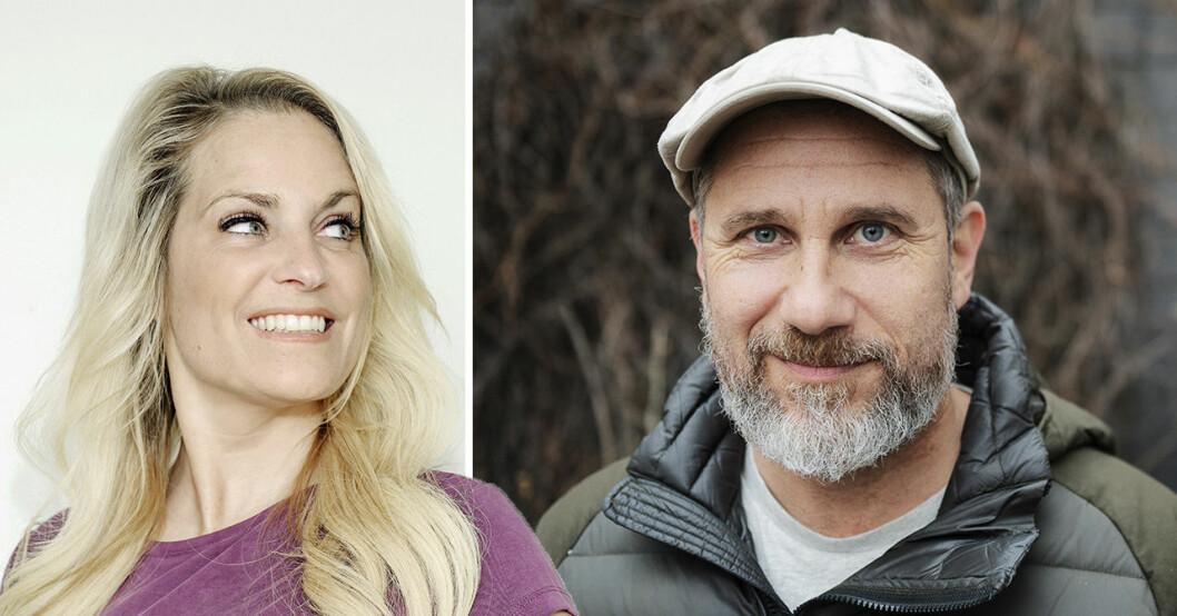 Laila Bagge och Markoolio
