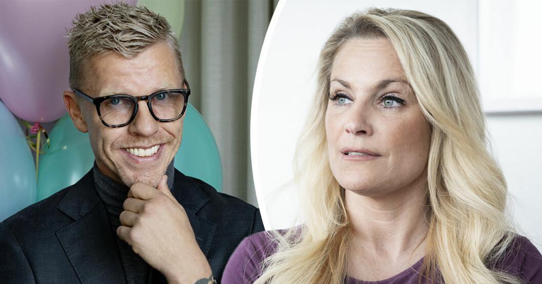 """Laila Bagges chock efter Bingo Rimérs tilltag inför dejten: """"Att du vågar"""""""