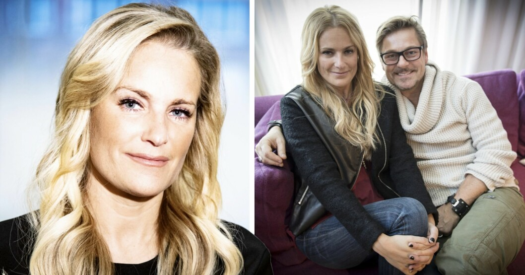 Så ser Laila Bagges och Niclas Wahlgrens relation ut idag