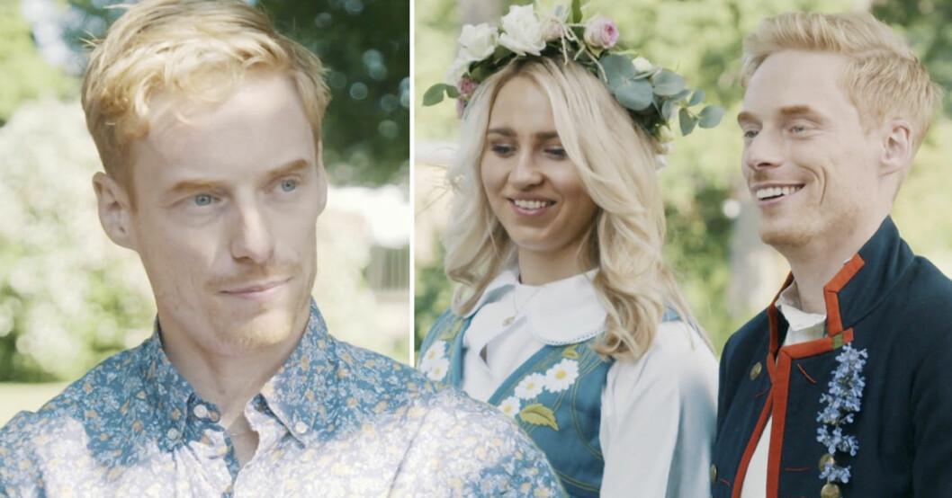 Lars Ekström, Elinor Sundfeldt