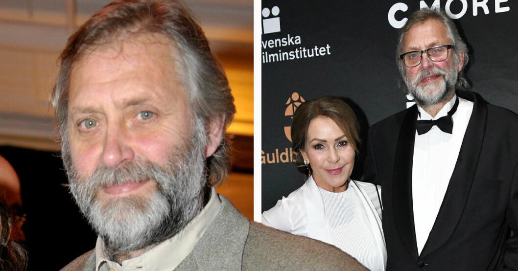 Lars Weiss och Anna Lindmarker