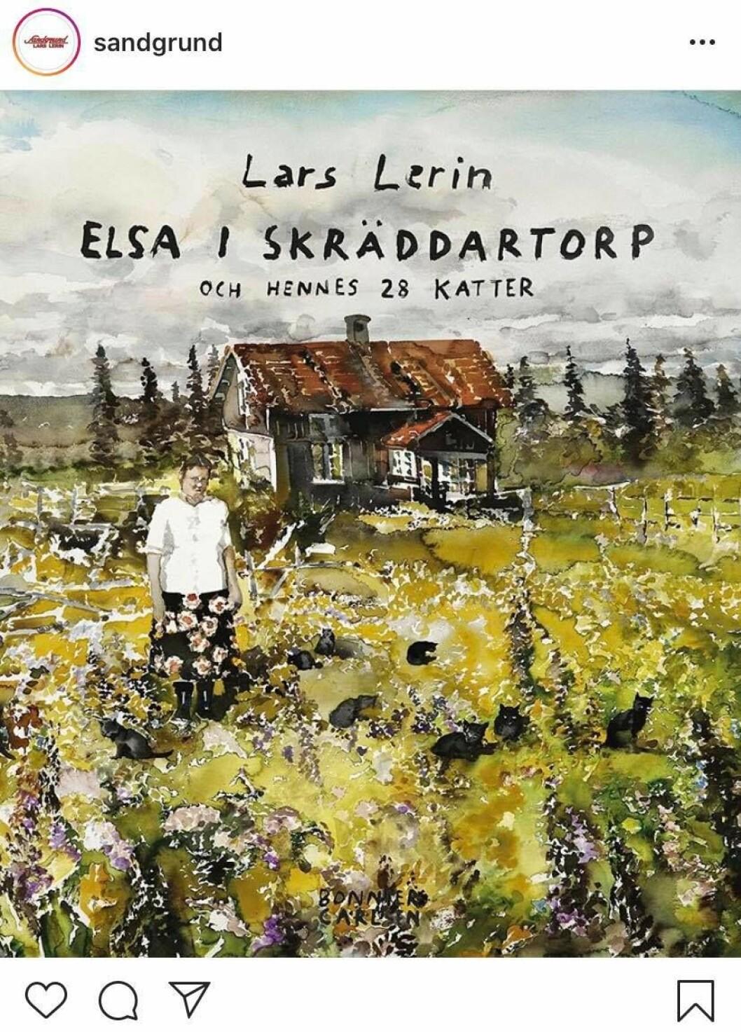 Lars Lerins glädjebesked