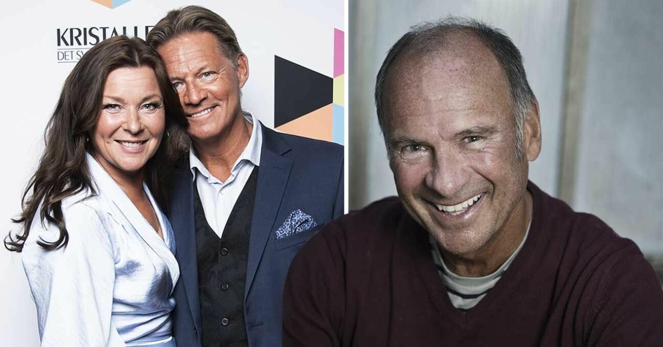 Lotta Engberg, Doktor Mikael Sandström och Lasse Holm
