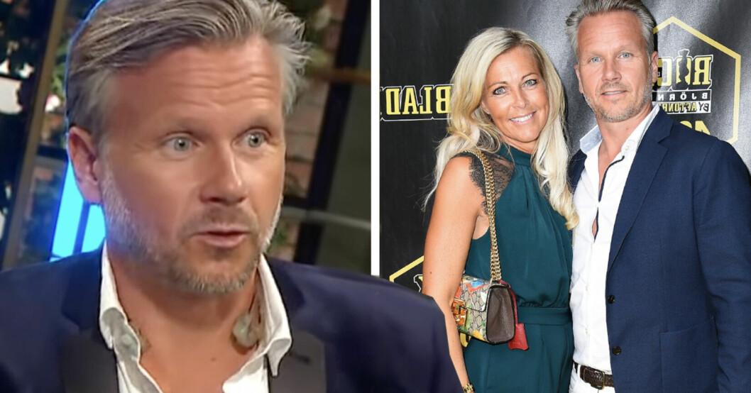 "Lars ""Lasseman"" Larsson och Therese Larsson"