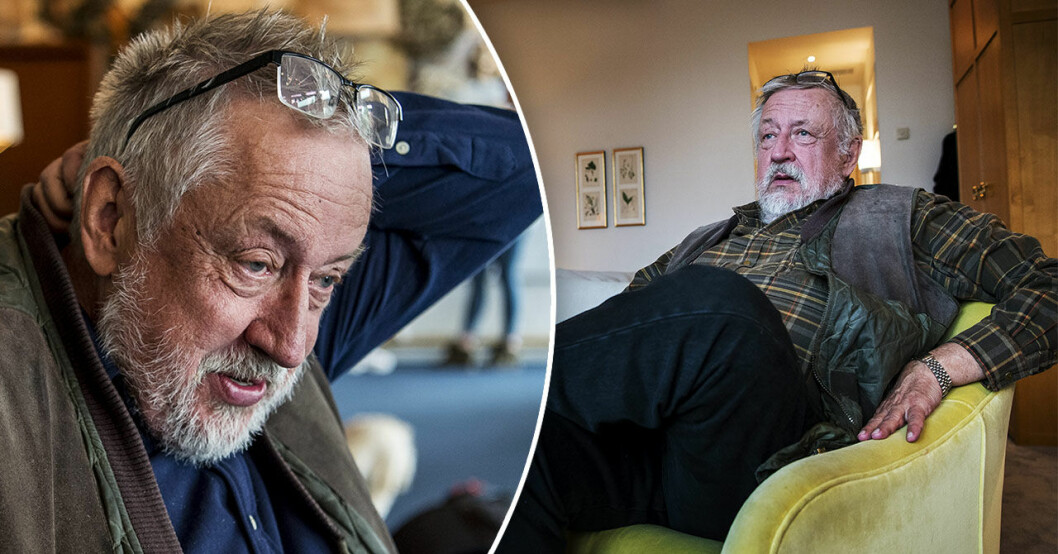 Leif GW Perssons hjärtproblem