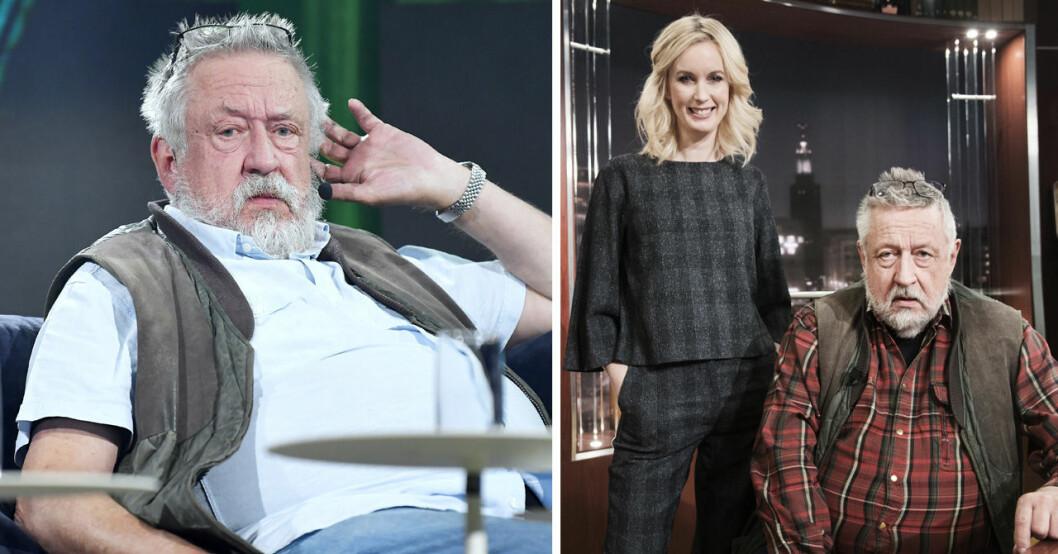 Leif gw persson och jenny strömstedt