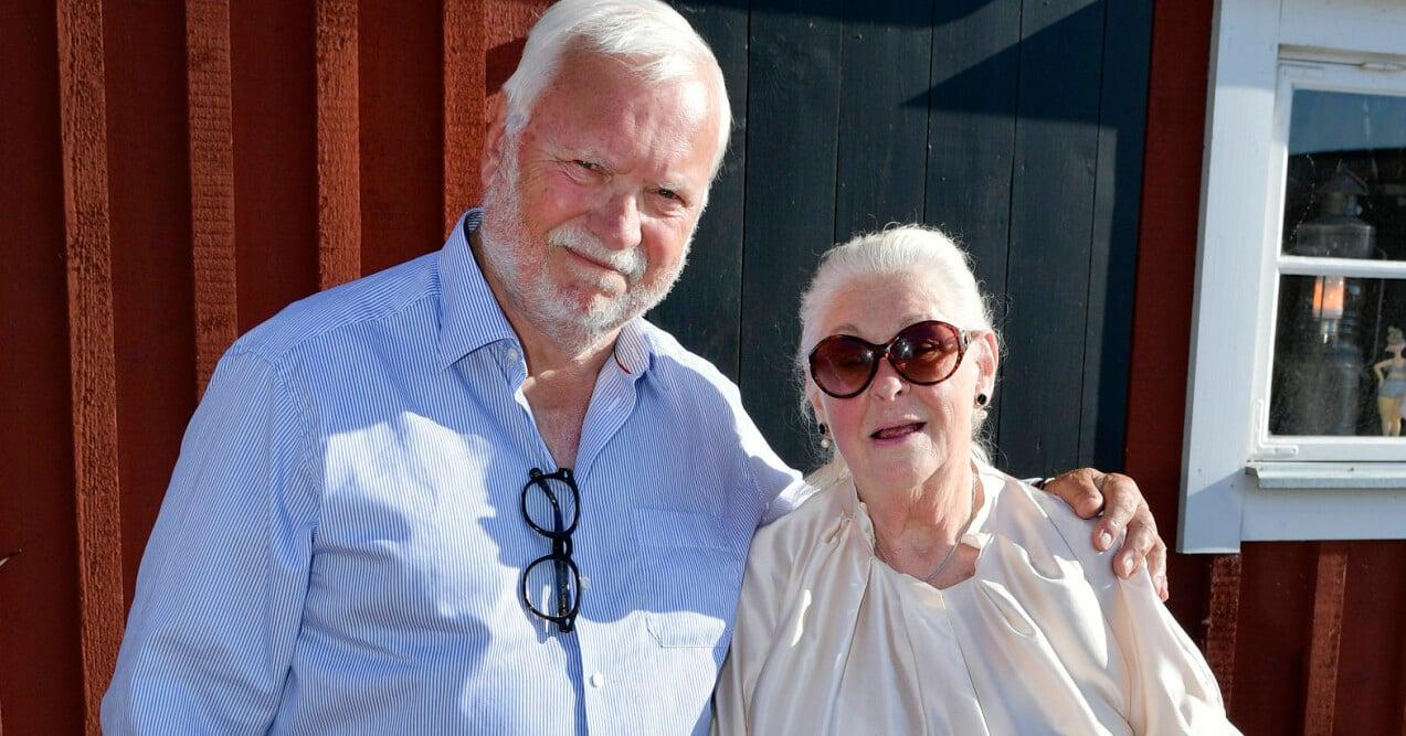Leif Mannerström och Lillian Mannerström