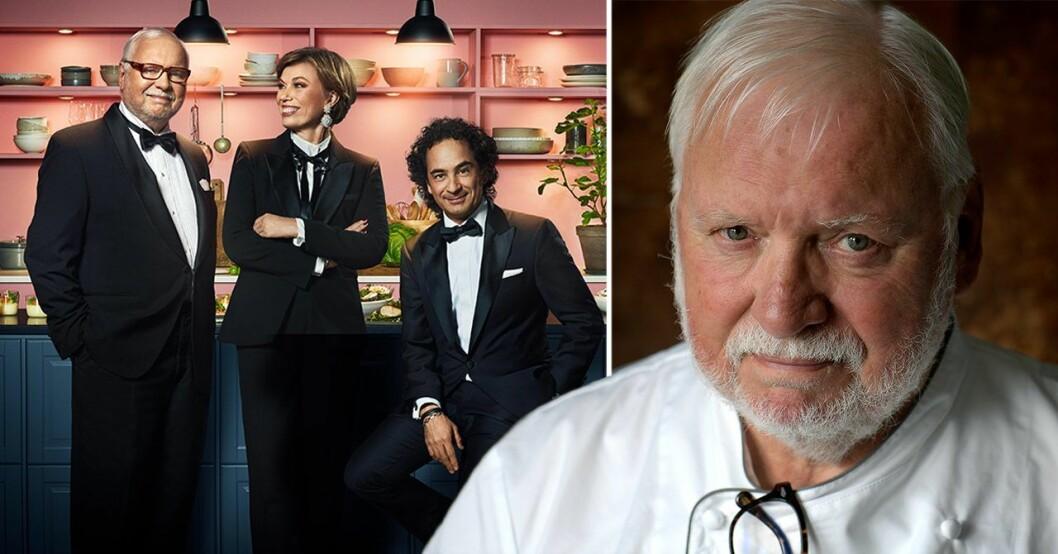 TV4:s svar efter tystnaden om Leif Mannerström i Sveriges mästerkock