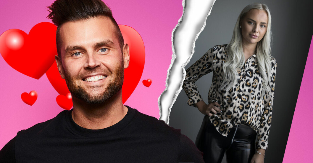 Big Brother-Lennie om nya kärleken efter Hanna Bodelson