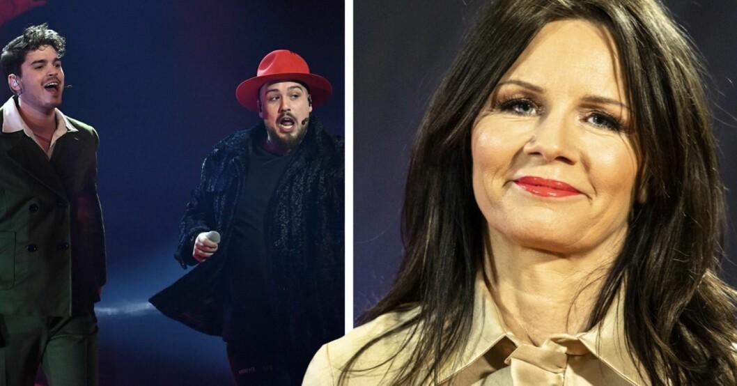 Lena Philipsson Melodifestivalen
