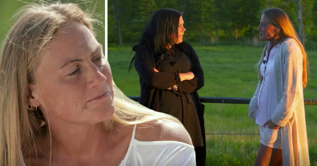 Leonora Vilhelmsson har fortfarande kontakt med sin brevskrivare Sofia efter Bonde söker fru – kärlek åt alla.