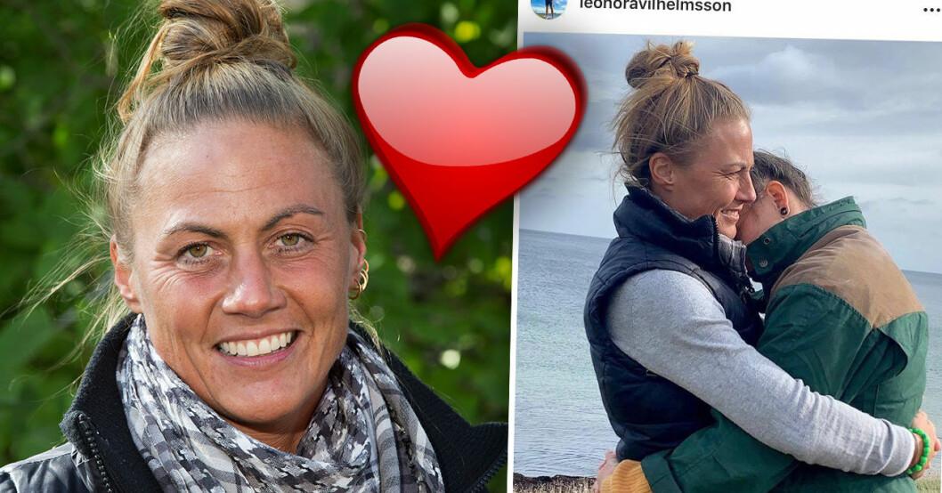 Leonora Vilhelmsson i Bonde söker fru