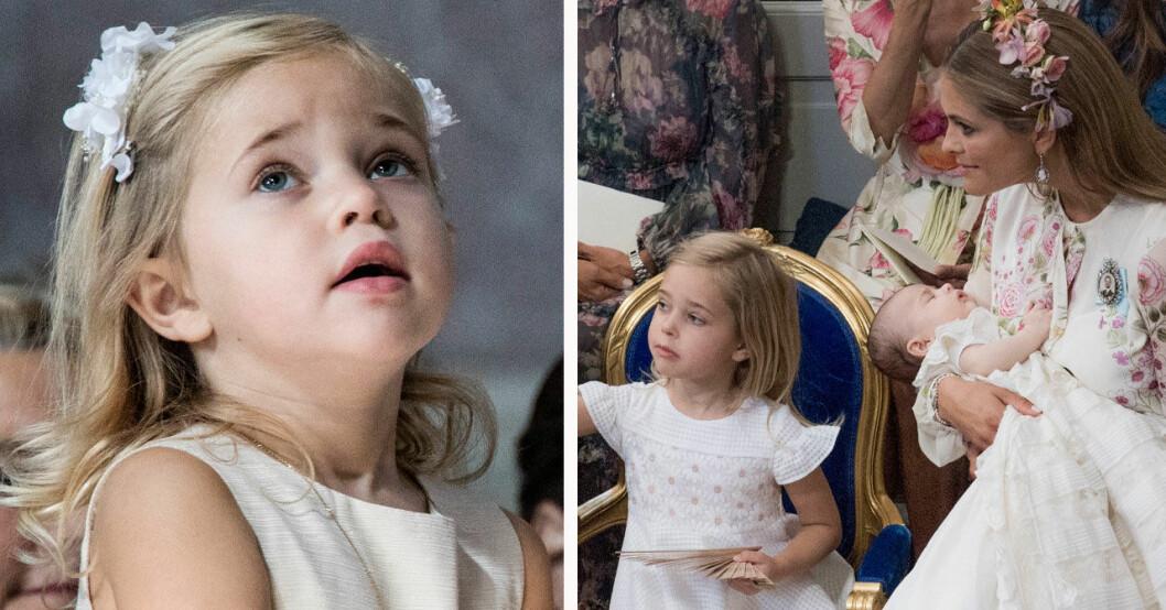 Prinsessan Leonores liv