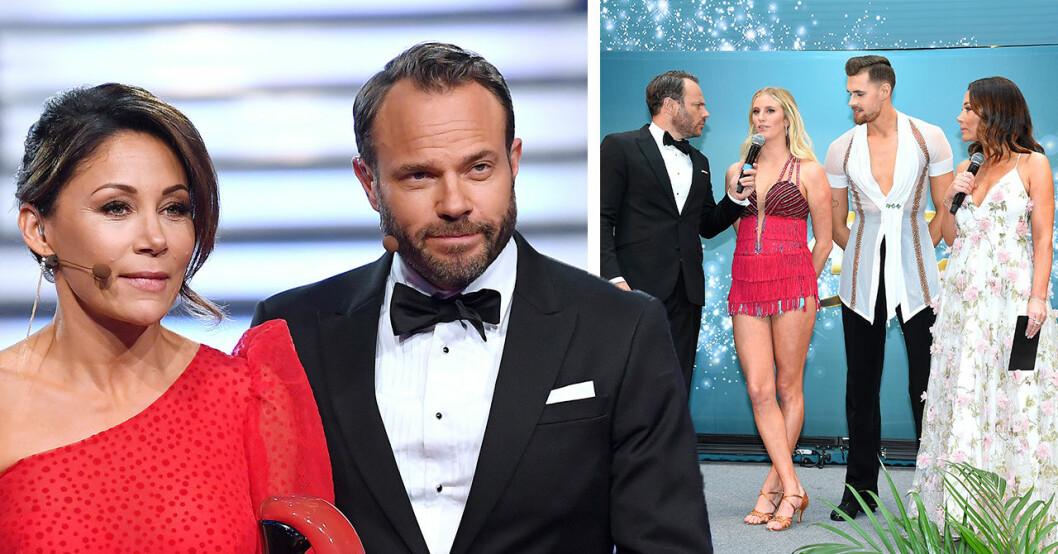 TV4:s egna ord efter kaoset – beskedet om Let's dance framtid