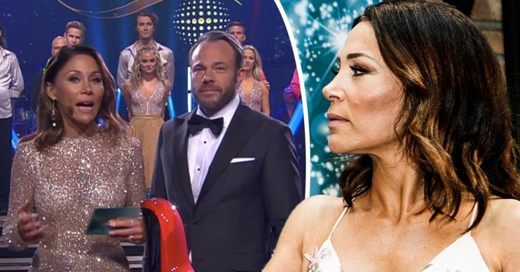 Tilde de Paula Eby och David Hellenius slutar som programledare för Let´s dance.