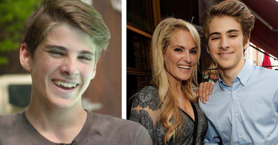 Liam Pitts och Laila Bagges lön för Lailaland