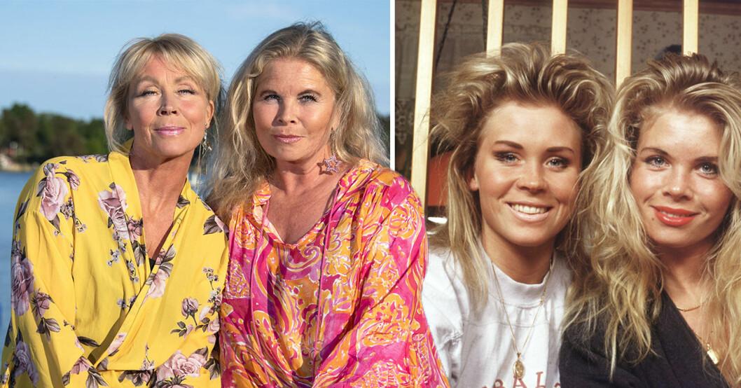 Susie Päivärinta och Lili Päivärinta