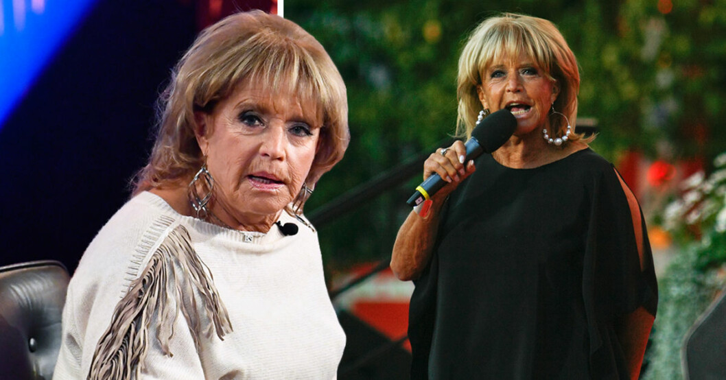 Lill-Babs död vid 80 år