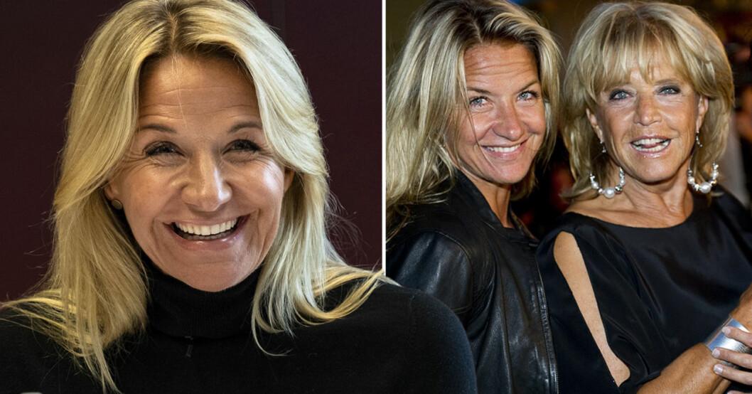 Kristin Kaspersen och Lill-Babs