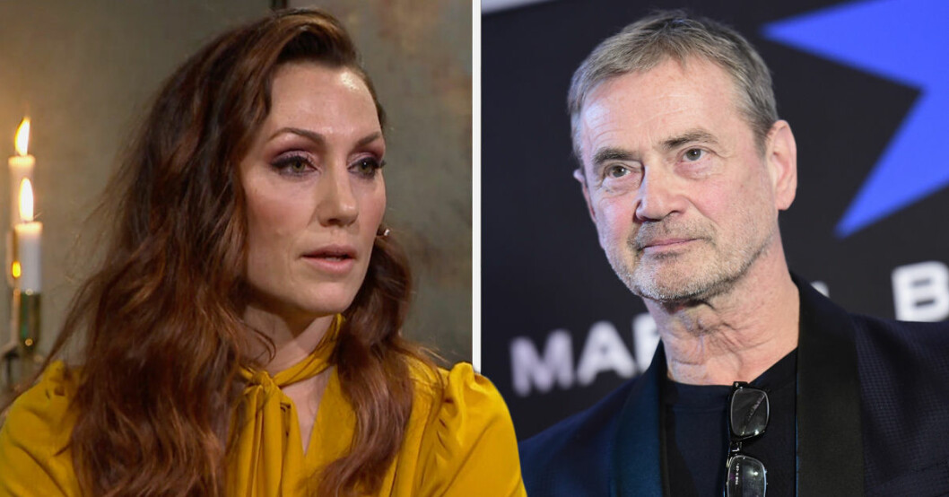 Lina Hedlund om Christer Björkmans diss i Melodifestivalen 2019
