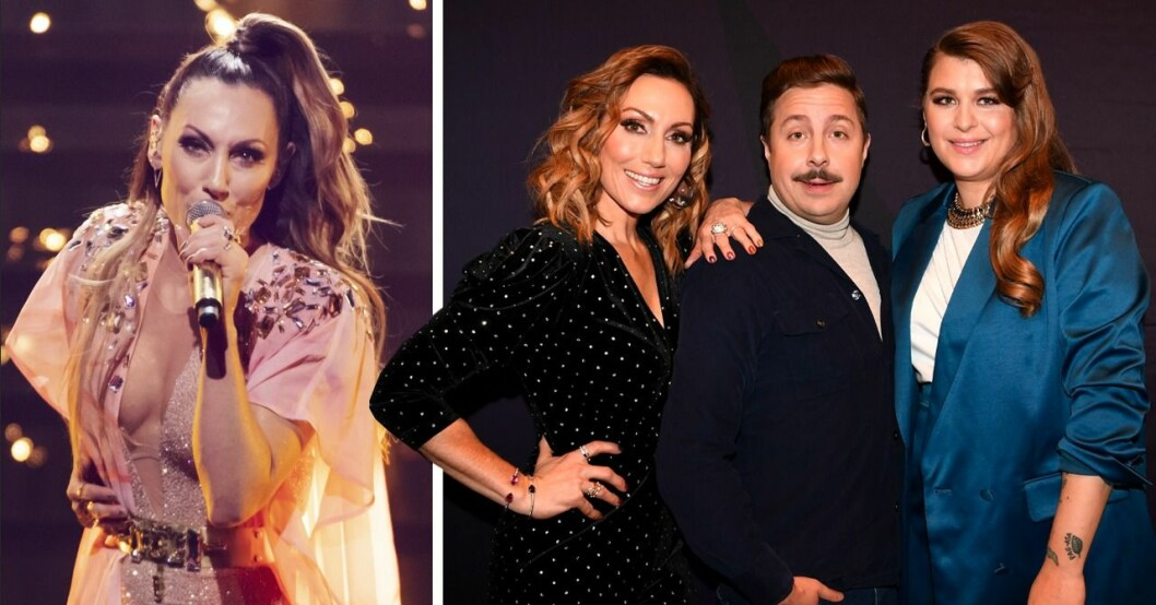 Allt du vill veta om Lina Hedlund i Melodifestivalen 2020