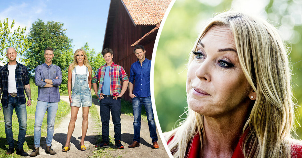 Linda Lindorffs ilska över Bonde söker fru-avsnittet – efter bråket
