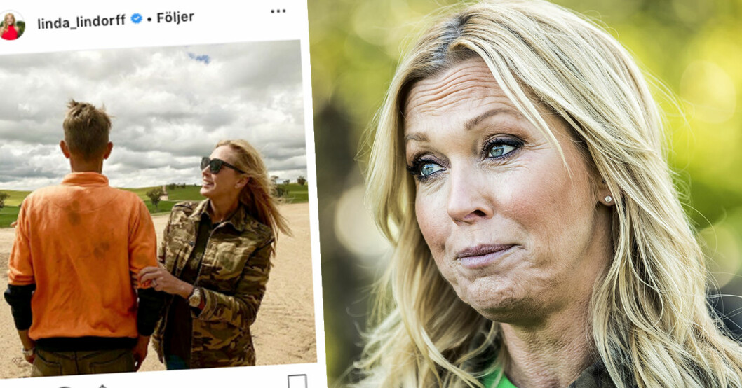 """TV-bonde akut till sjukhus –stucken av skorpion: """"Väldigt obehagligt"""""""
