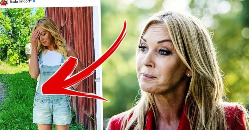 """Linda Lindorff om förbudet i Bonde söker fru: """"Spännande"""""""