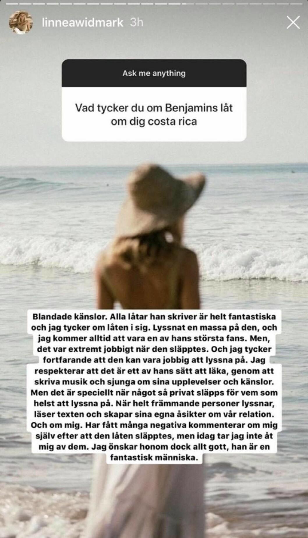 Linnea Widmark
