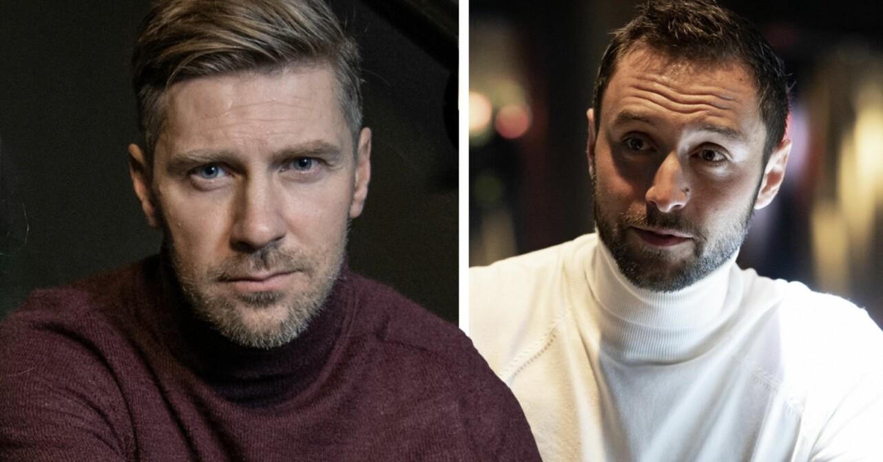 Linus Wahlgren & Måns Zelmerlöw