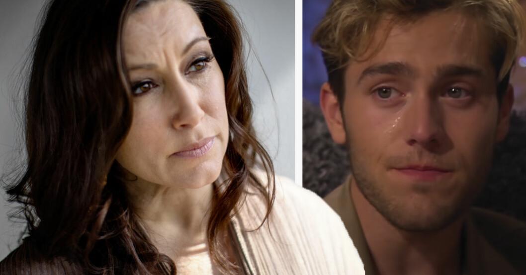 Lisa Nilsson fick Benjamin Ingrosso att brista ut i tårar i Så mycket bättre