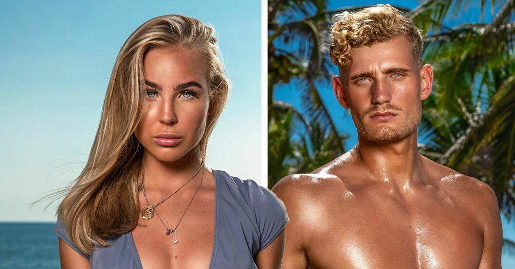 Efter bråket i Paradise hotel – så är relationen mellan Lisa Sidén och Marcus Johansson idag