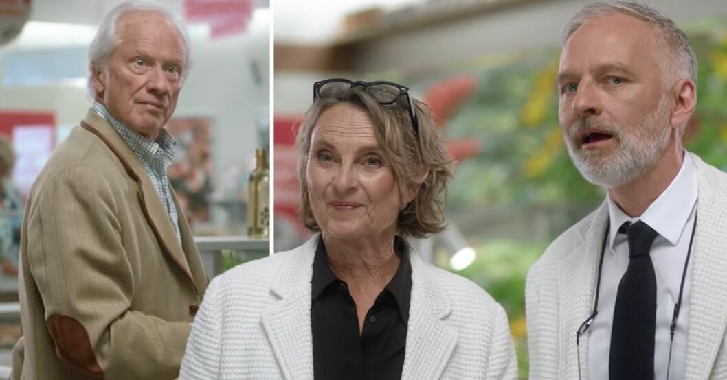Loa Falkman, Suzanne Reuter, Björn Kjellman