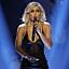 Loreen sjunger på en öppningsceremoni för Hannover i Tyskland.