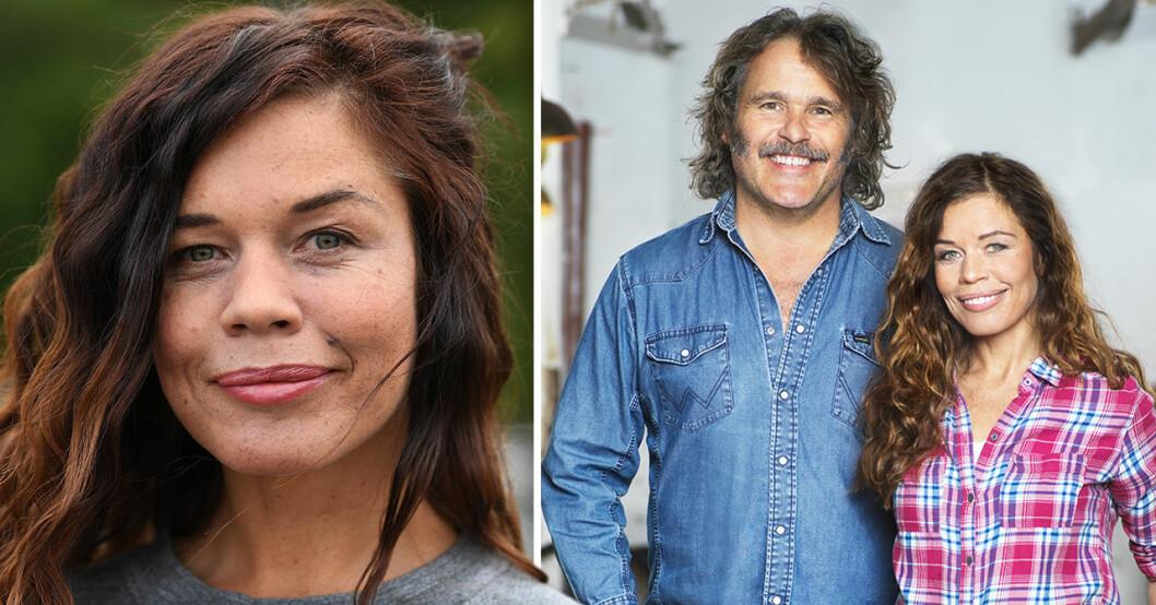Lotta Lundgren och Erik Haag gör ett nytt program i TV4