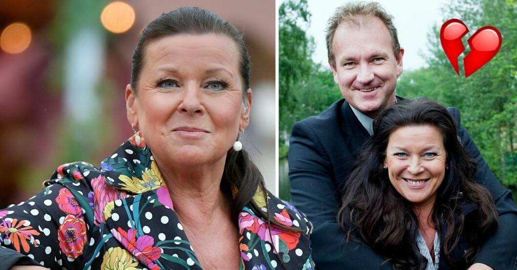 Lotta Engberg och Patrik Ehlersson