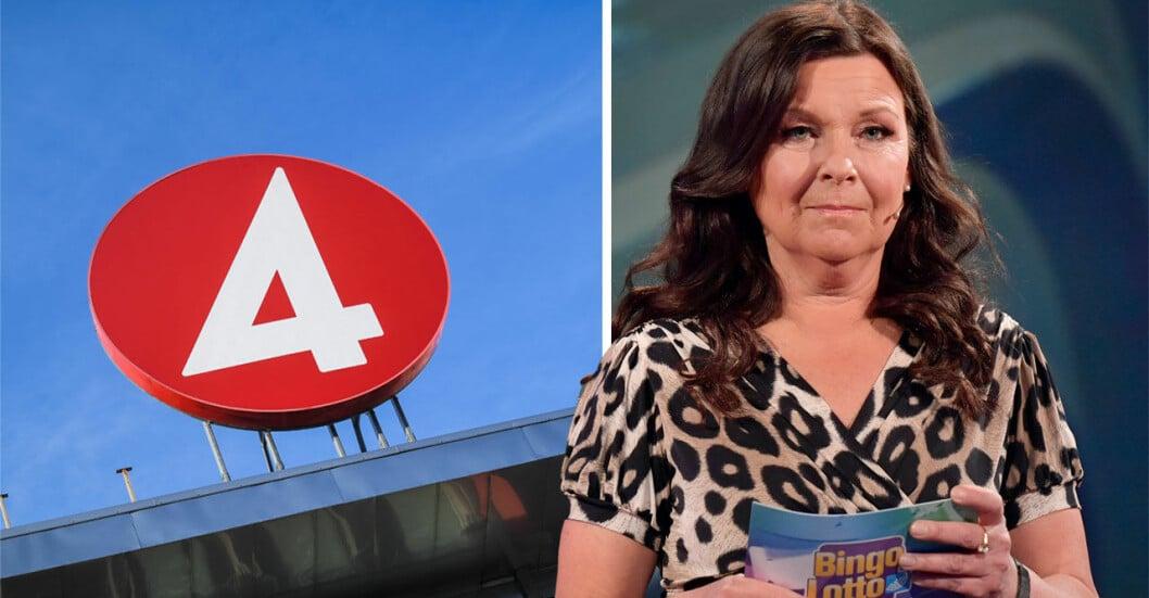 TV4, Lotta Engberg.