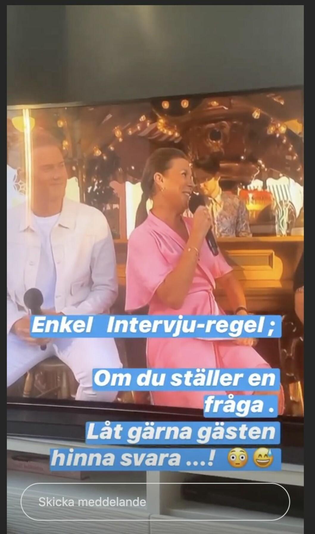 Pernilla Wahlgren om Lotta på Liseberg
